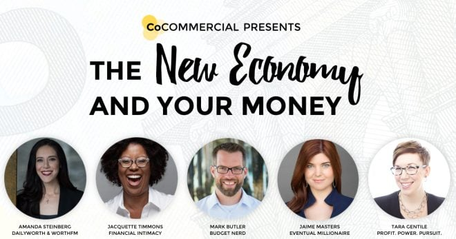CoCommercial - The New Economy and Your Money