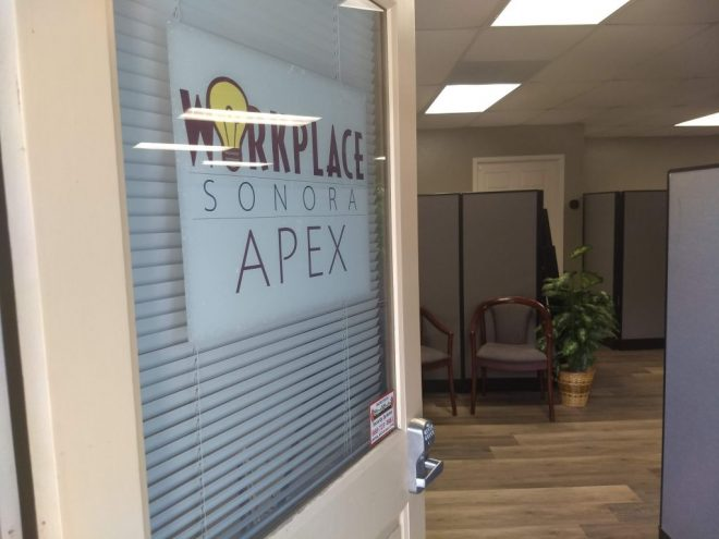 APEX Open for Business